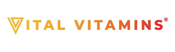 Vital Vitamins Logo