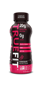 protein shake ready to drink grass fed whey meal replacement drink recovery post workout