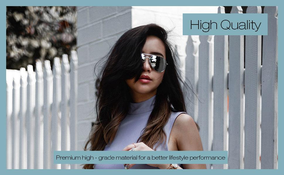 100% UV protected sunglasses protection against harmful uv high quality sunglasses for women for men