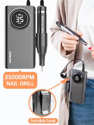 35000 nail drill portable hook