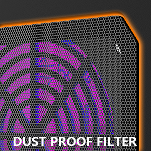 Dust Proof Filter