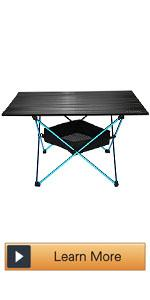 Lightweight Camping Table
