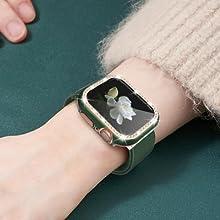 apple watch case bling