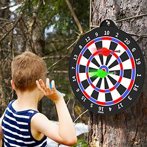 Fun indoor and outdoor games
