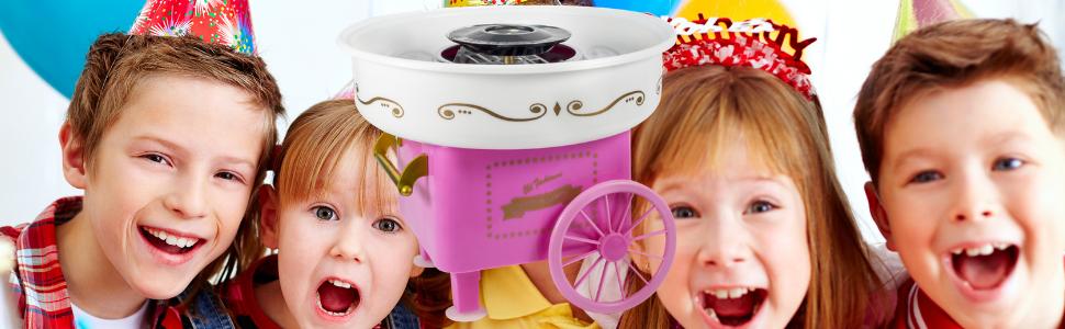 cheap candy candy kart pink cotton candy cotton candy sticks floss sugar cotton candy machine kit