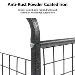 ANTI -RUST POWDER COATED STEEL