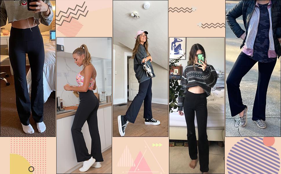 601-5 yoga pants