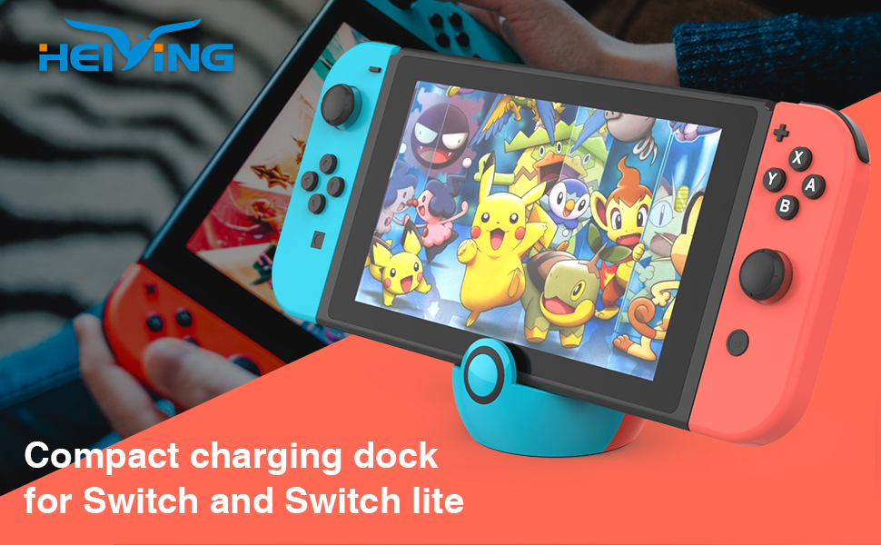Switch Compact Charging Dock