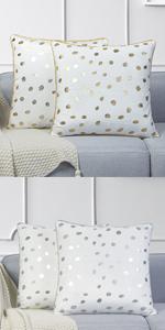 GREAGLE dot pillows