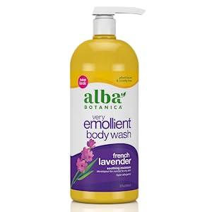 french lavender body wash