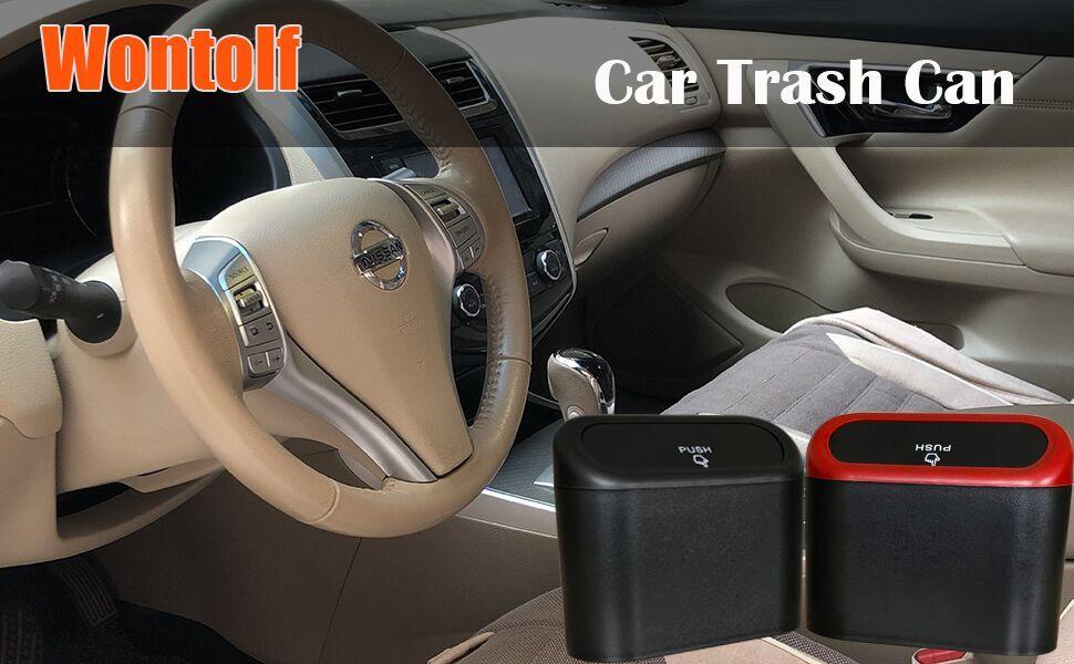 Wontolf Car trash can