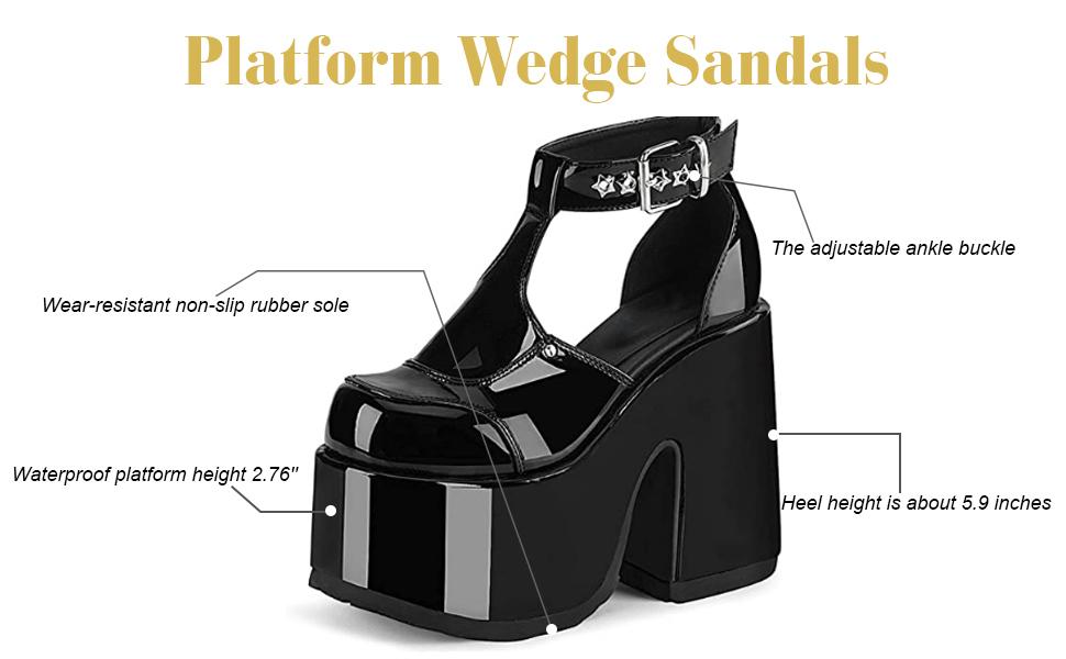 pumps wedge shoes