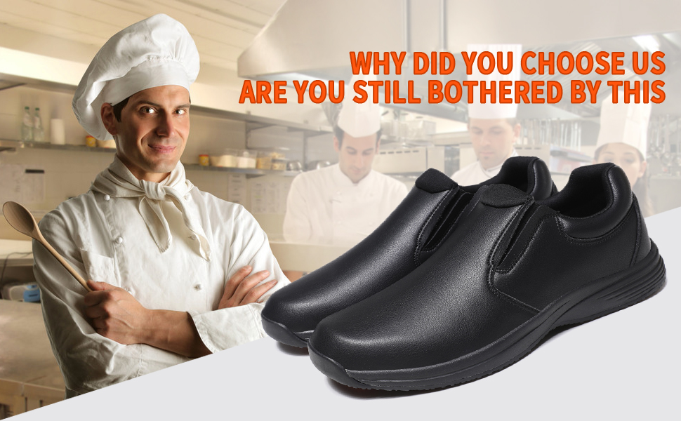 Food Service Shoes
