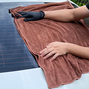 X-large Microfiber Towel