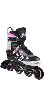 womens roller blades adult size 9