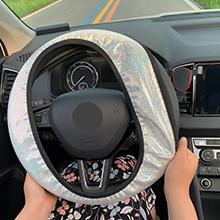 ranxizy steering wheel cover installation step3