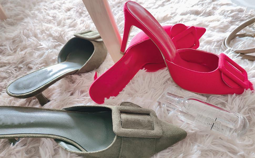 Axellion Kitten Heel women's shoes