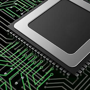 Imagem com o processador Quad-core