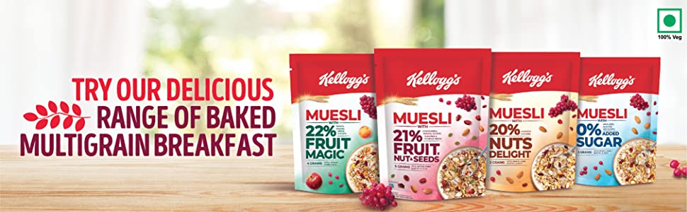 muesli,museli,cereal,breakfast cereals,healthy snacks,kellogg,kellogs
