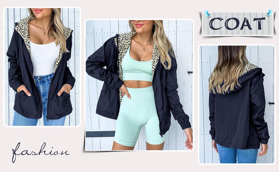 womens lightweight coat