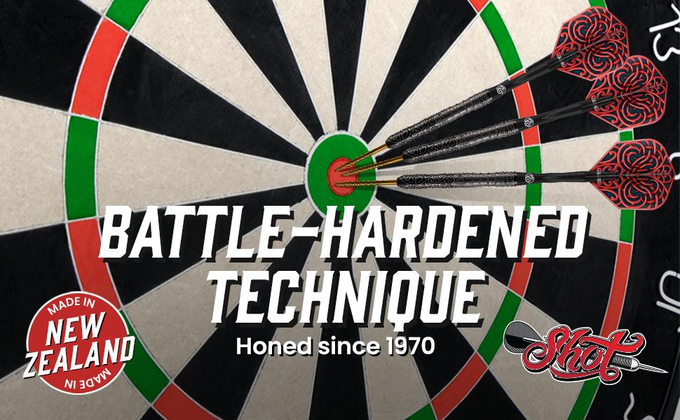 battle hardened technique