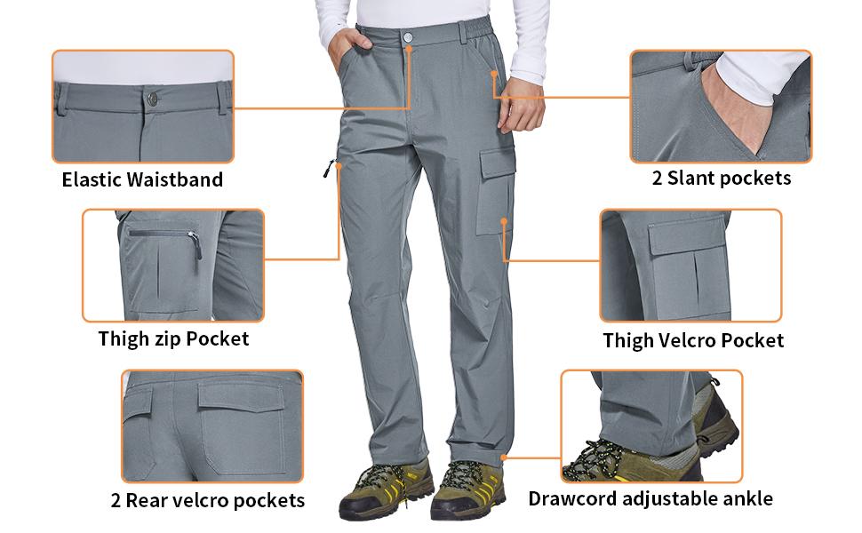 mens hiking pants