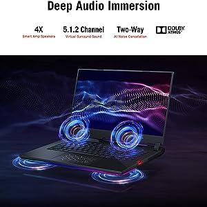 Deep Audio Immersion