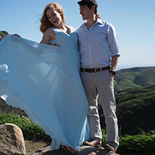 V Neck Chiffon Bridesmaid Dresses for Engagement photo photography
