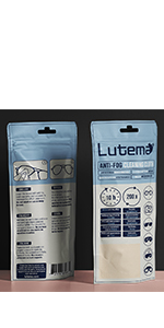 Lutema Lens foggy