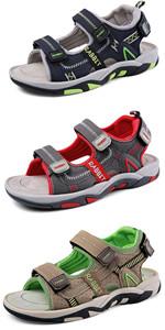 Kids Summer Fisherman Sandals