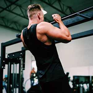 Babioboa Men's 3 Pack Workout Tank Tops Athletic Gym Sleeveless Shirt