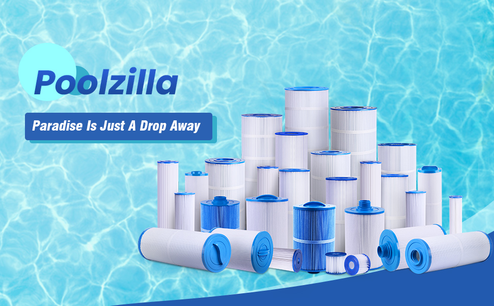 Poolzilla, Paradise Is Just A Drop Away