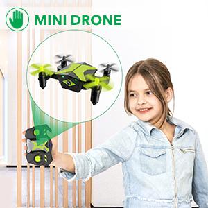 Foldable And Portable Mini Drone