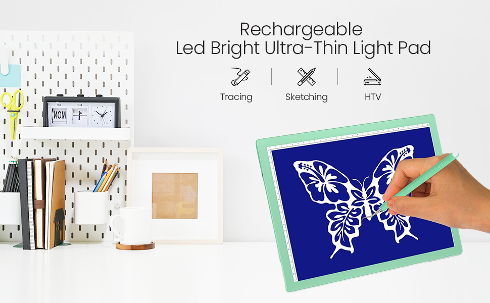 Rechargeable Light Pad