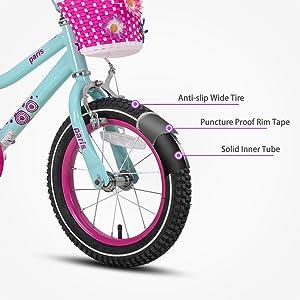 kids bike front wheel