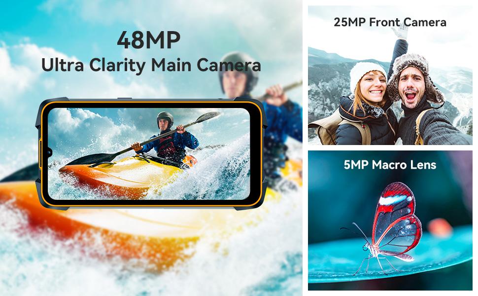 """6.1"""" HD+sony 48MP ultra clarity camera"""