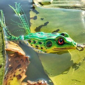fishing frog