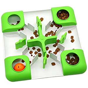 Why Choose Our Interactive Puzzle Slow Feeder Cat Toy?