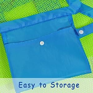 easy to storage