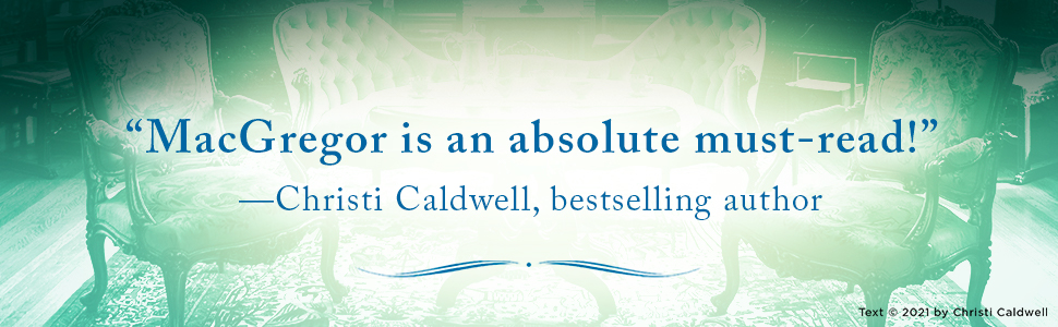 A Duke in Time Janna MacGregor Christi Caldwell quote