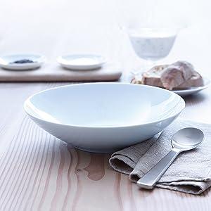 Porcelain dine bowl