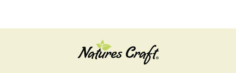 Natures Craft Header Yellow Green