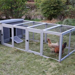 chicken run extension