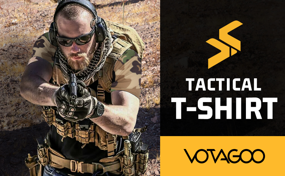 Tactical T shirts for men