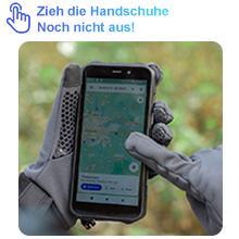 Gloves Mode