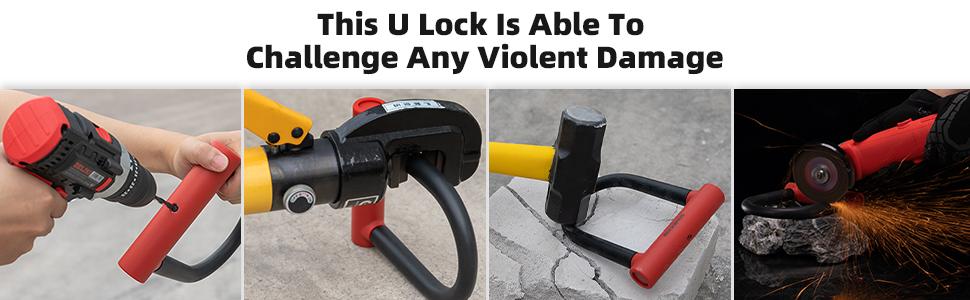 Bicycle U-Lock