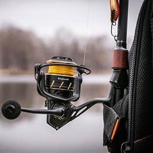 Kingswell telescopic Fishing Rod