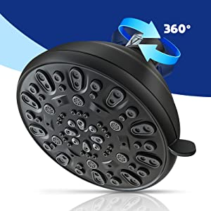 FM001 Rain shower head