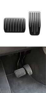 Tesla Model 3 /Y Foot Pedal Pads