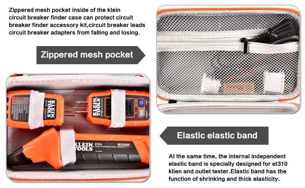 Kelin et310 tools case